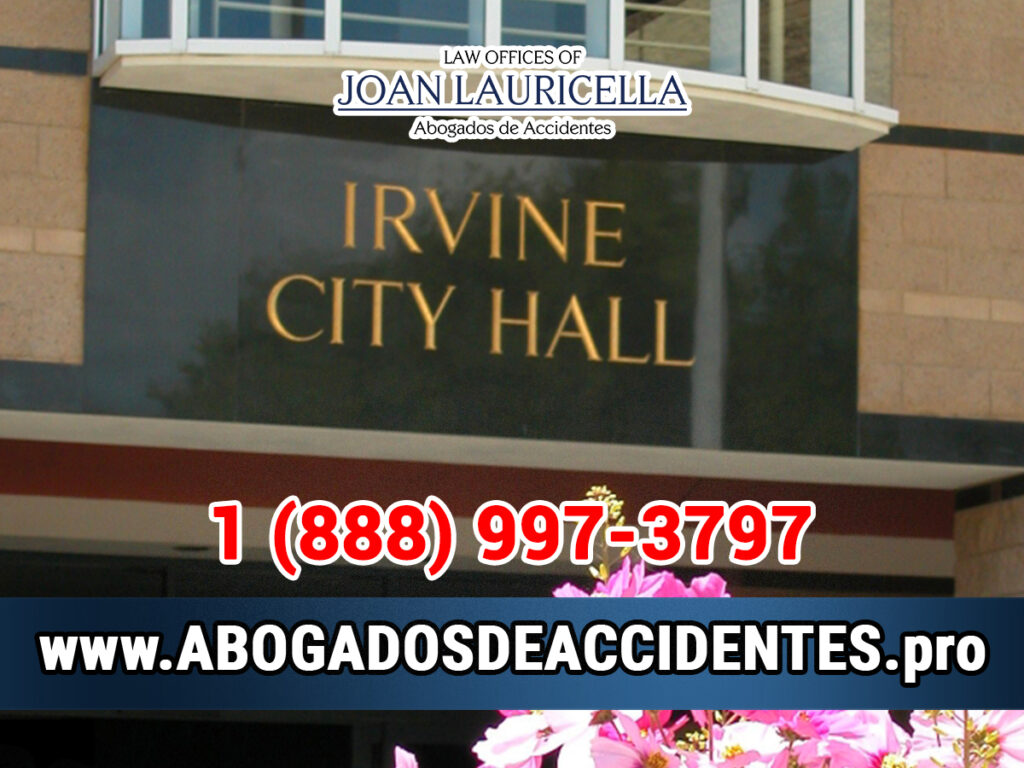 Abogados de Accidentes en Irvine