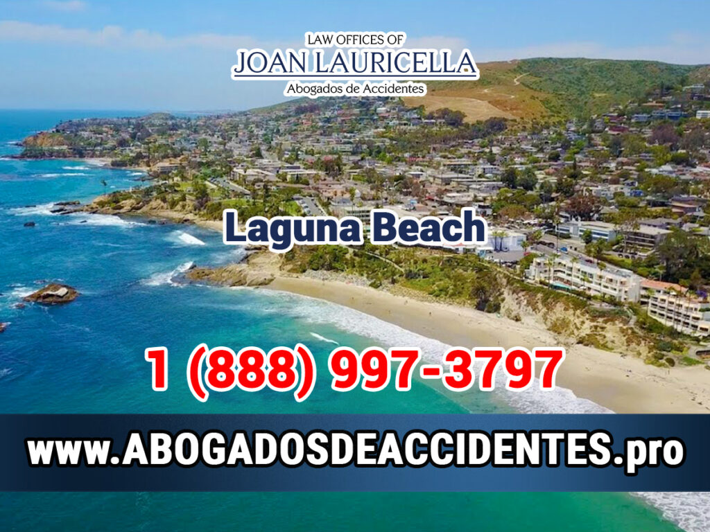 Abogados de Accidentes en Laguna Beach