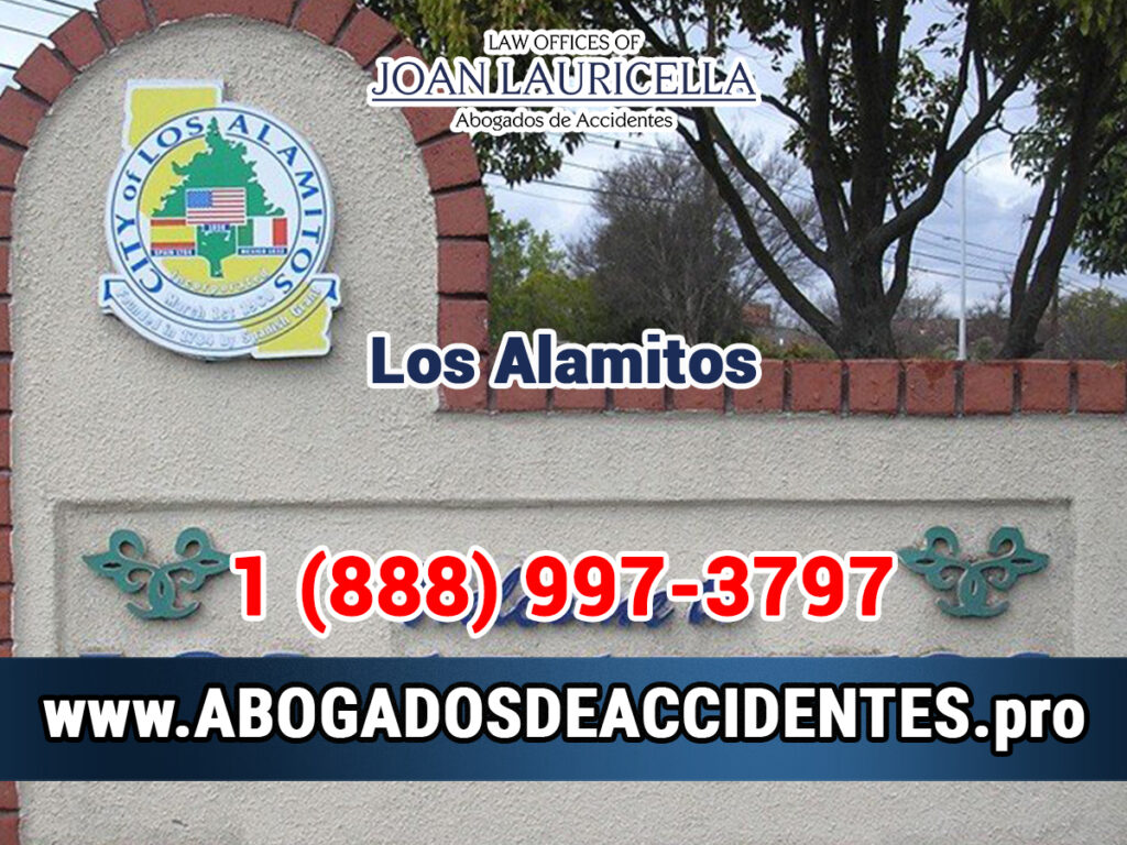 Abogados de Accidentes en Los Alamitos