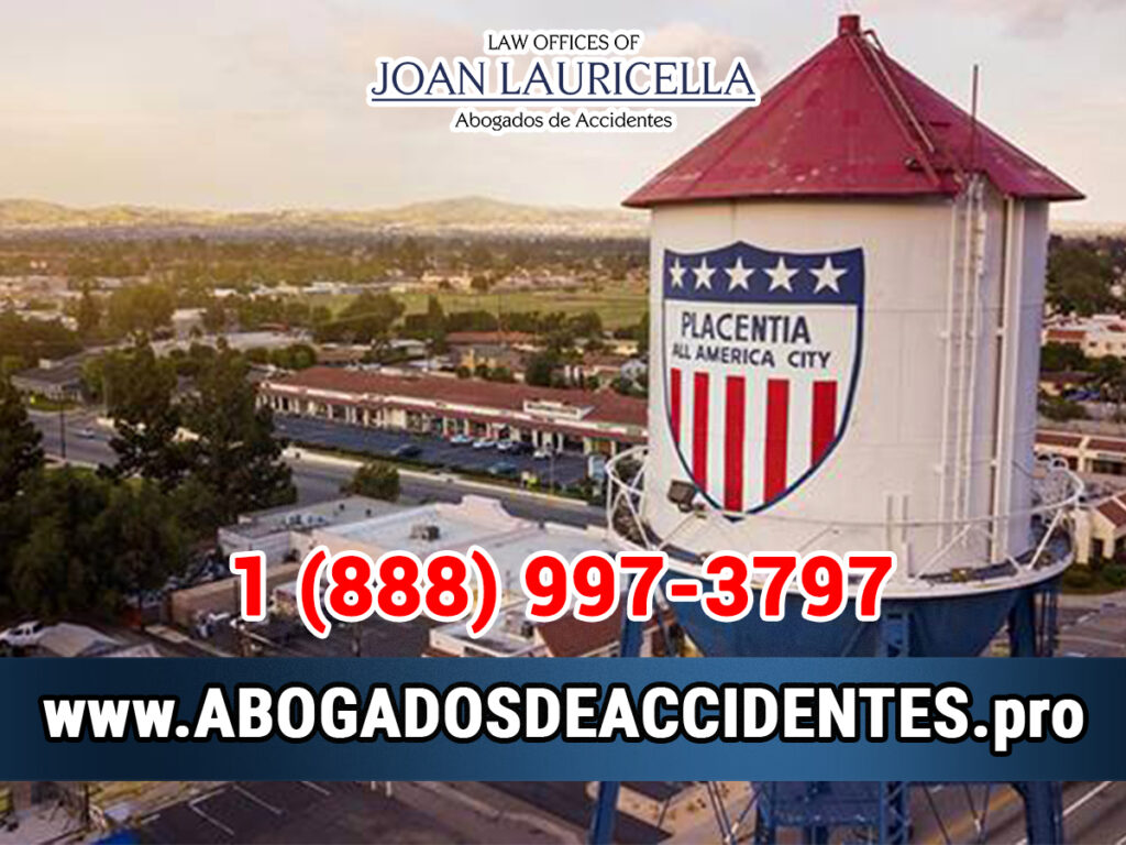 Abogados de Accidentes en Placentia