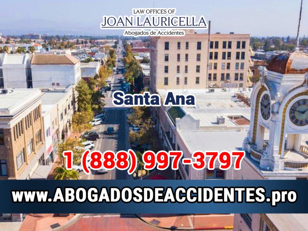 Abogados de Accidentes en Santa Ana