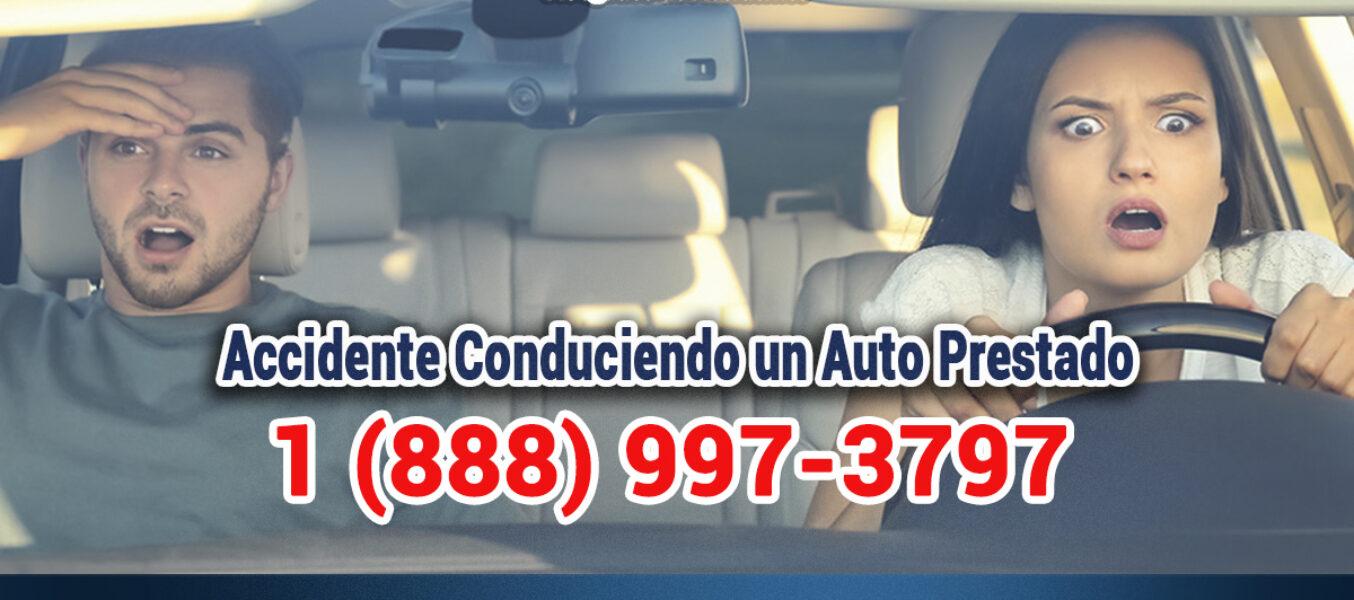 🥇Accidente con Auto Prestado en Los Ángeles