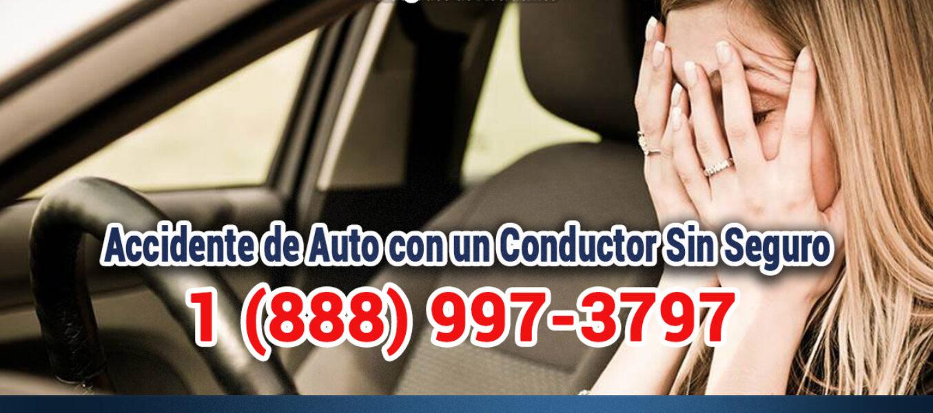 🥇Accidente de Auto con un Conductor Sin Seguro en Los �ngeles