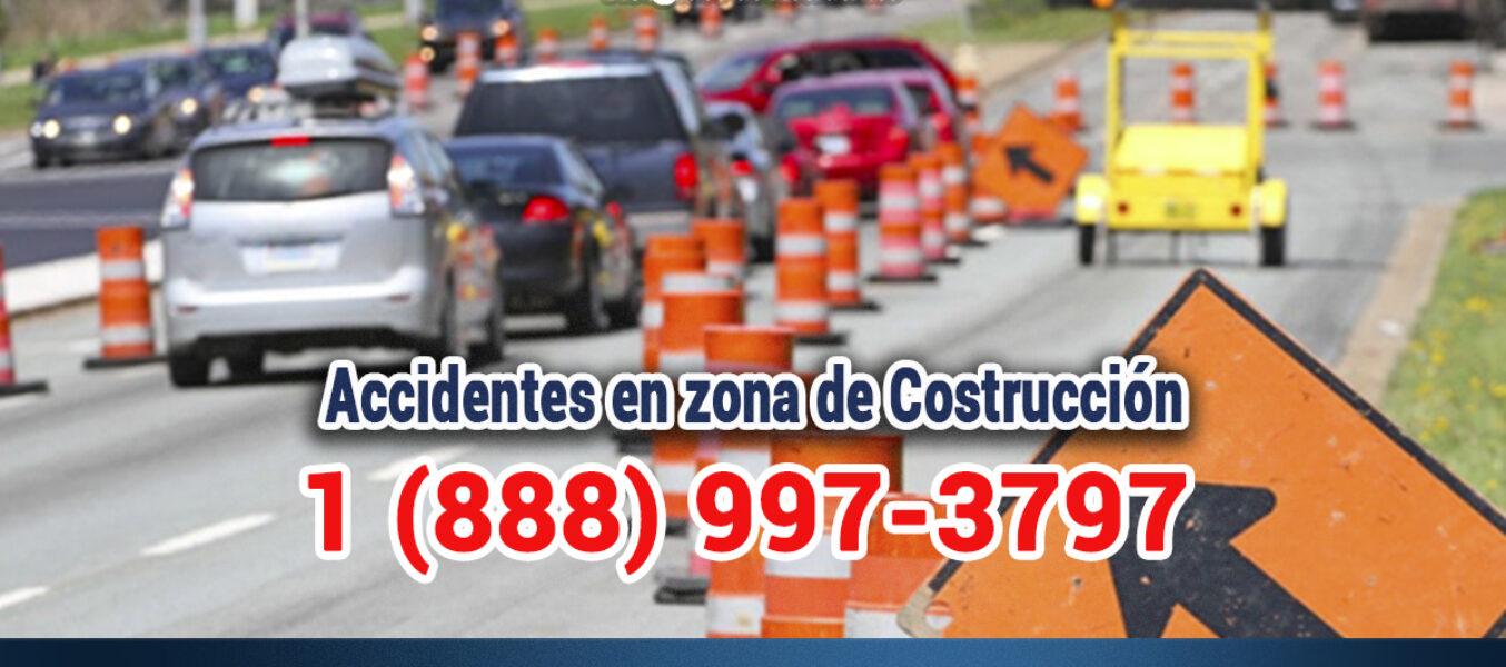 🥇Accidentes de Auto en Zonas de Construcción de Carretera en Los Ángeles