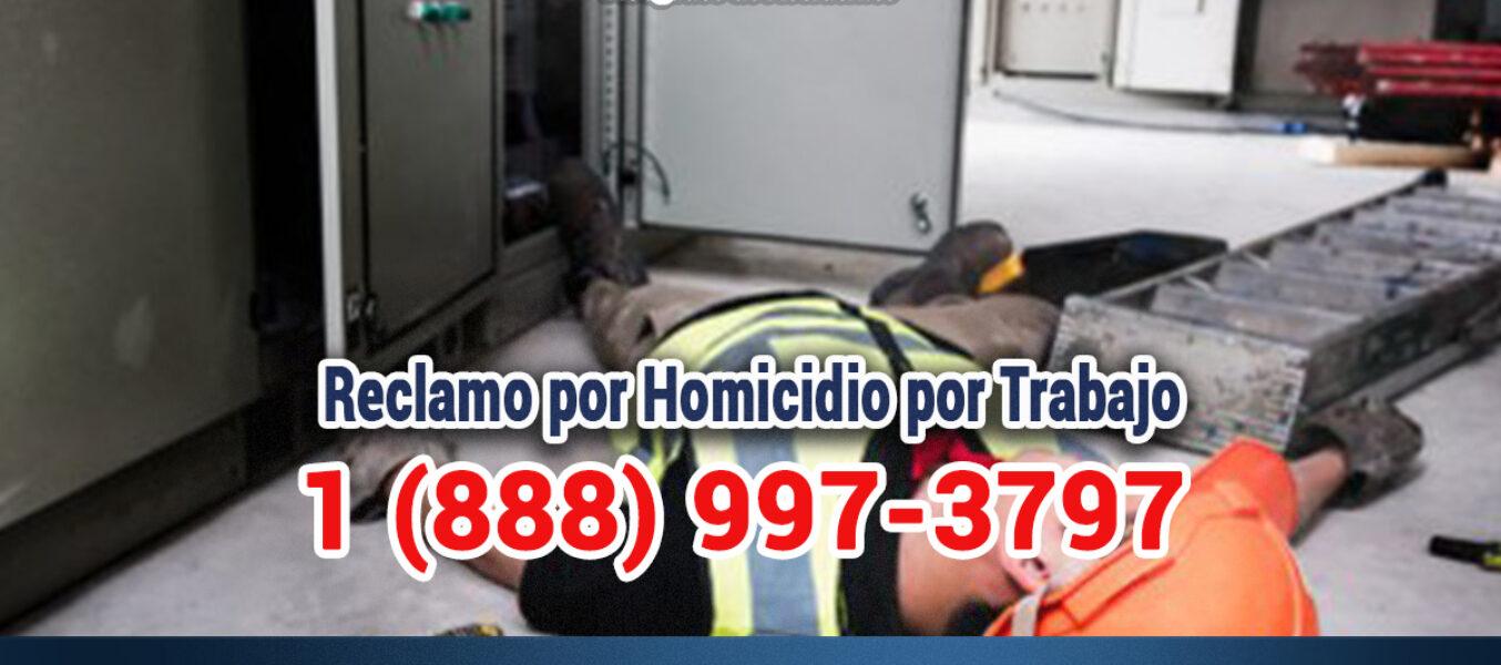 🥇Reclamo por Homicidio Culposo Después de un Accidente de Trabajo en Los Ángeles