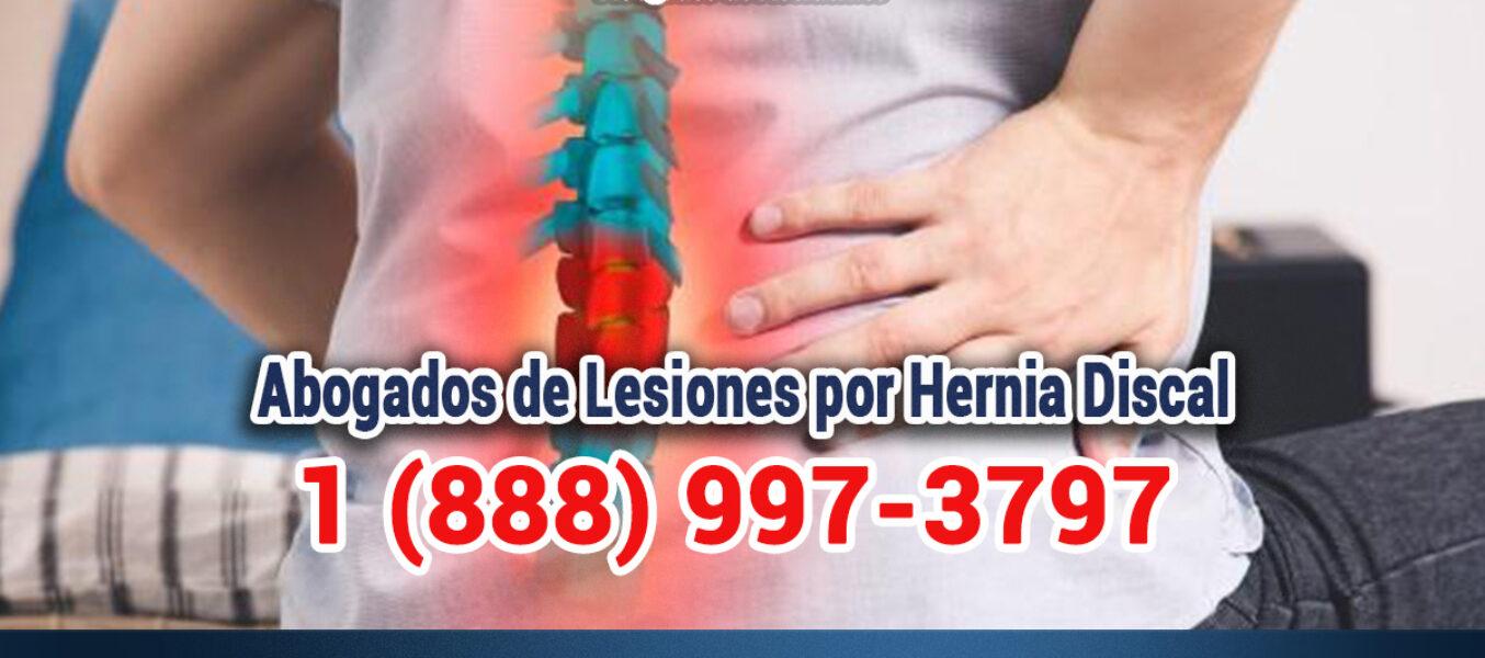 ▷🥇Abogado De Lesiones Por Hernia Discal en Los Ángeles