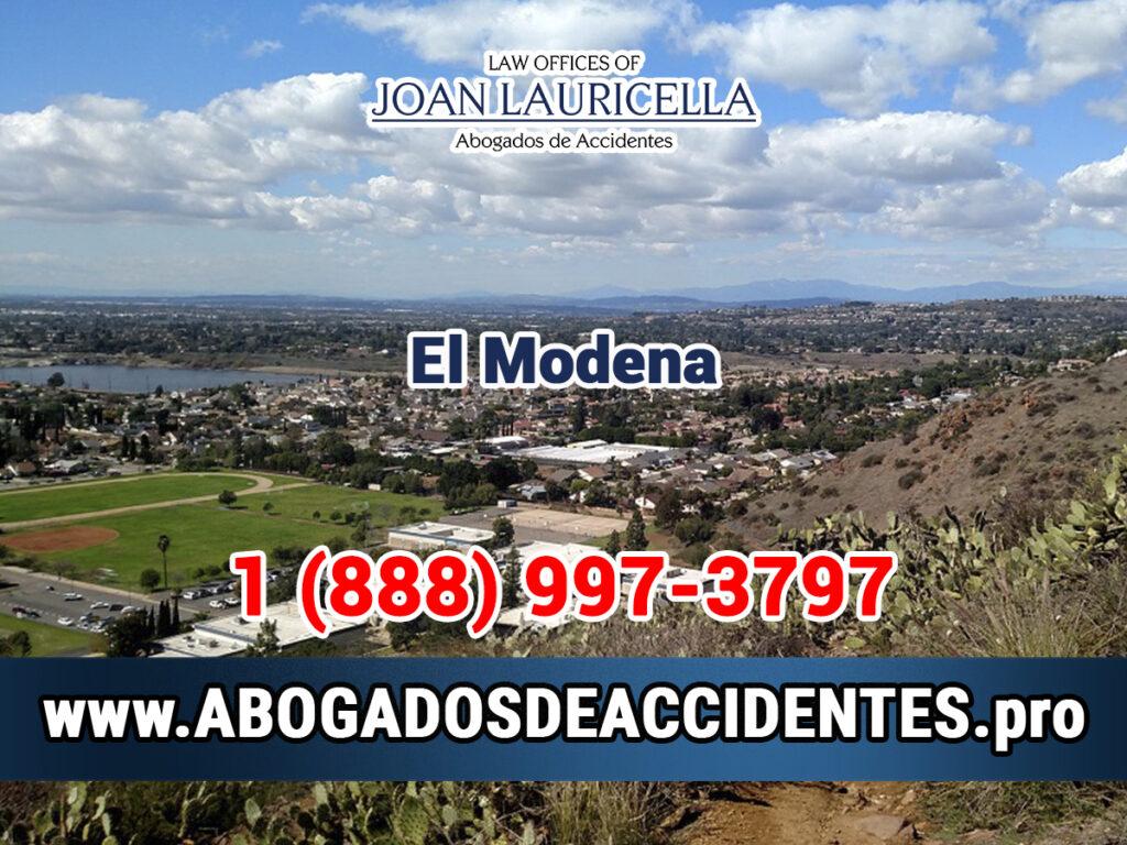 Abogados de Accidentes en El Modena CA