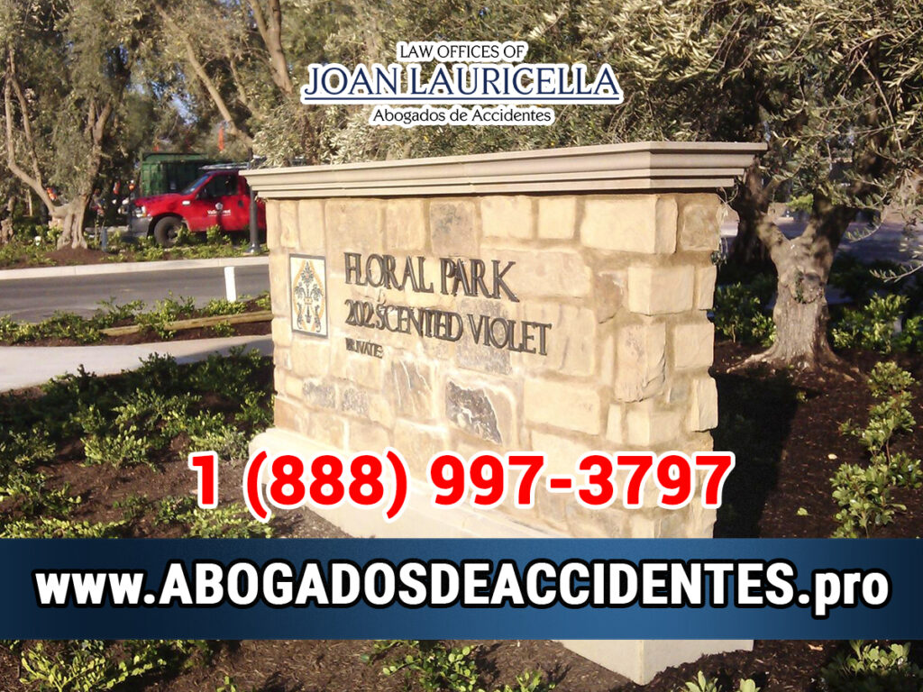 Abogados de Accidentes en Floral Park CA