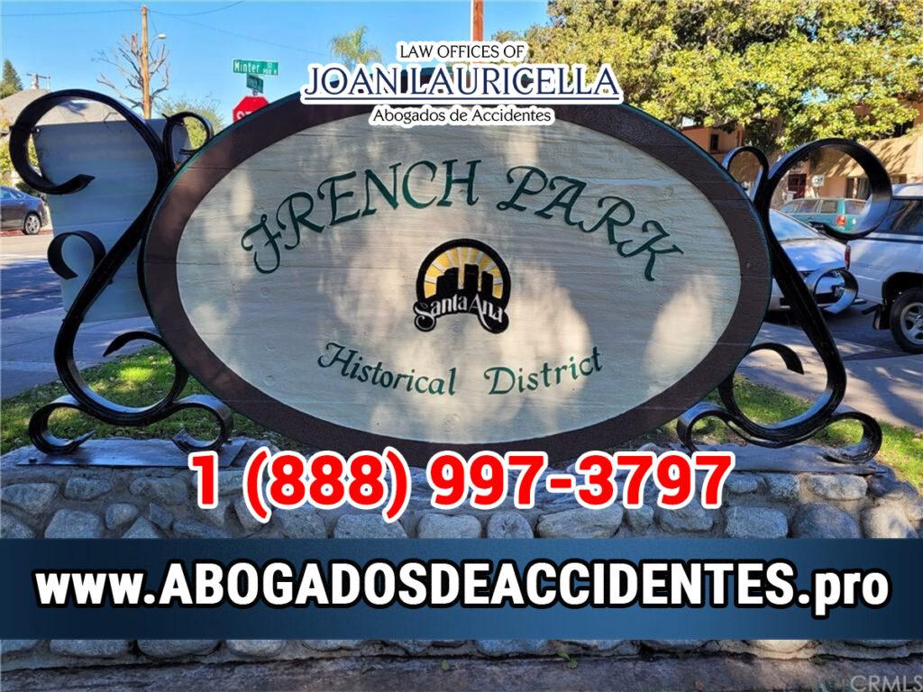 Abogados de Accidentes en French Park CA