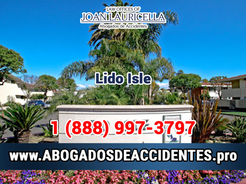 Abogados de Accidentes en Lido Isle CA