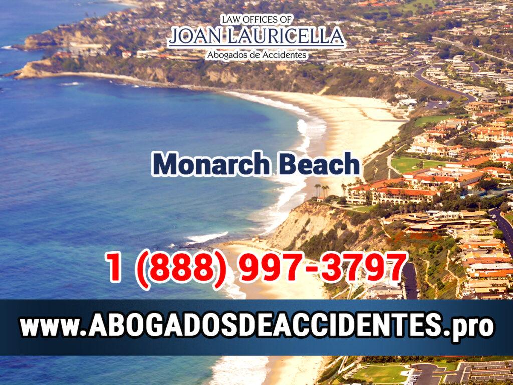 Abogados de Accidentes en Monarch Beach CA