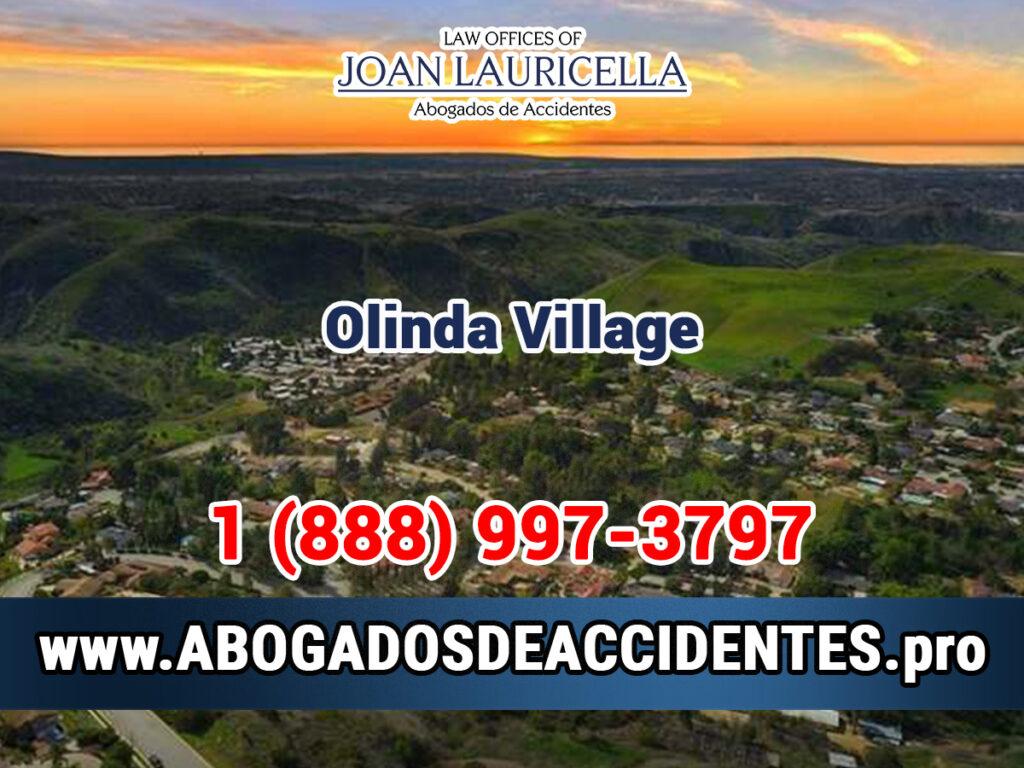 Abogados de Accidentes en Olinda Village CA