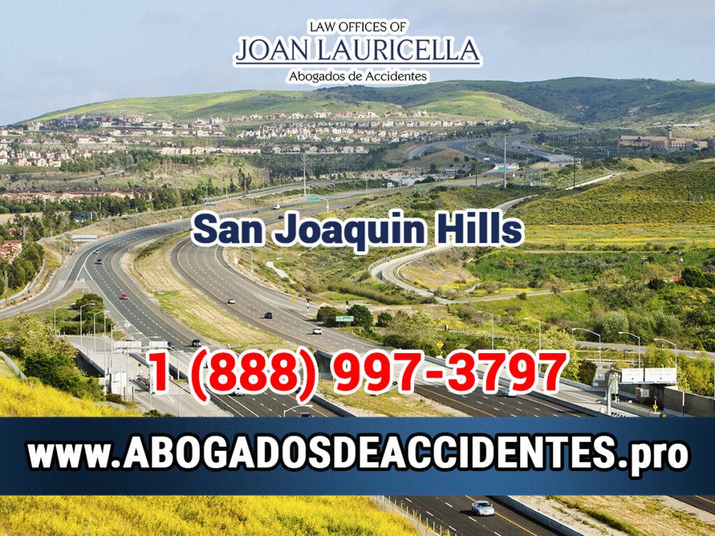 Abogados de Accidentes en San Joaquin Hills CA