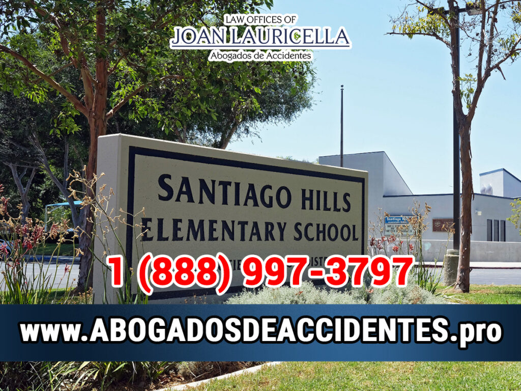 Abogados de Accidentes en Santiago Hills CA