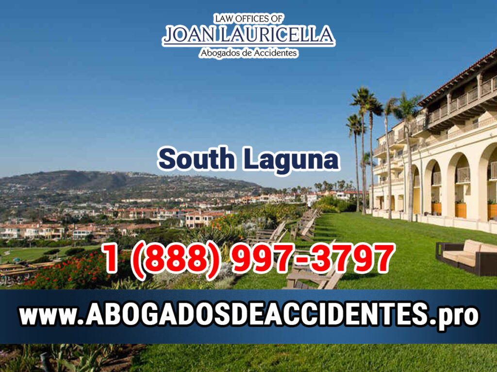 Abogados de Accidentes en South Laguna CA