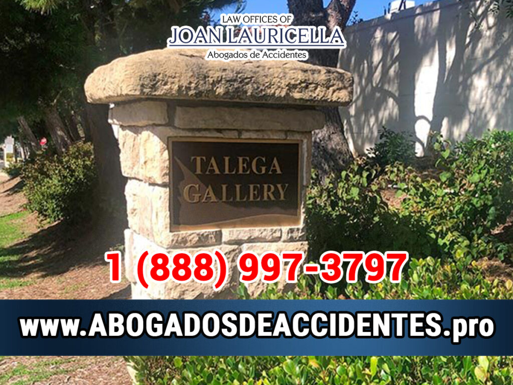 Abogados de Accidentes en Talega CA