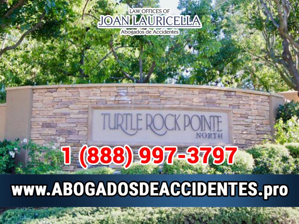 Abogados de Accidentes en Turtle Rock CA
