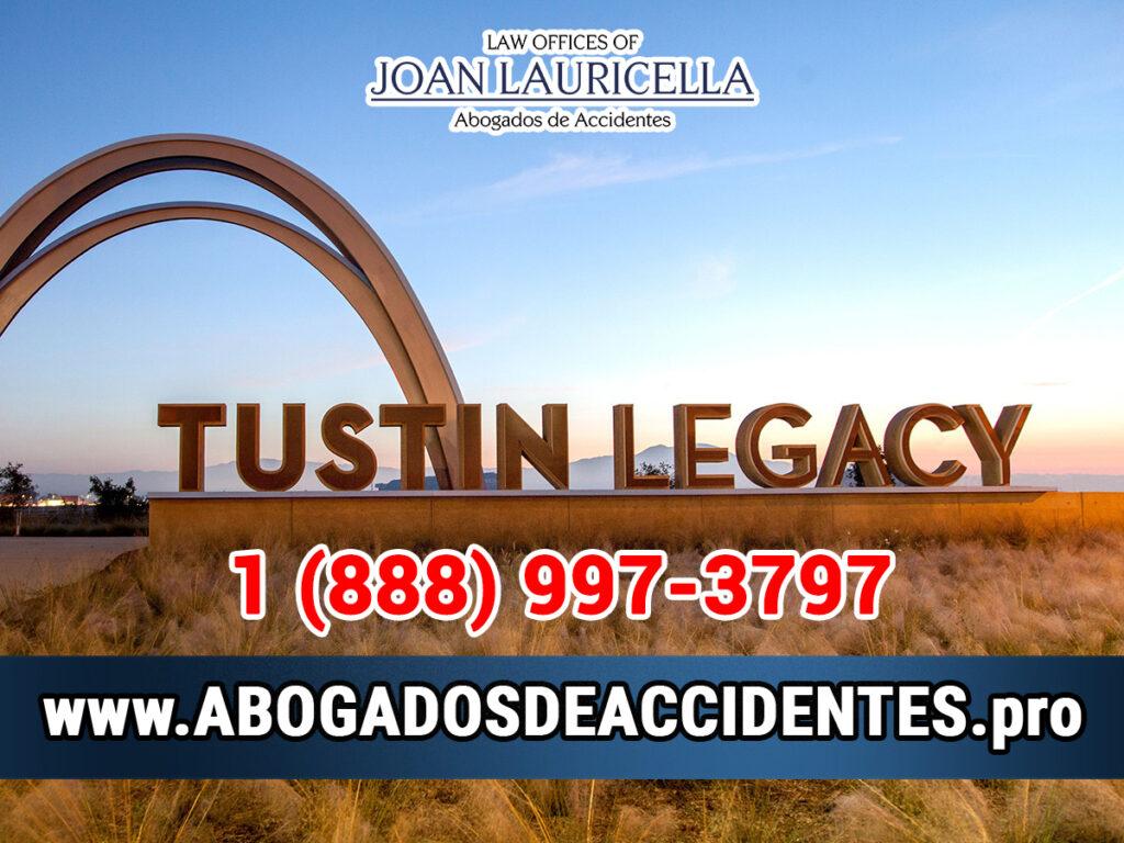 Abogados de Accidentes en Tustin Legacy CA