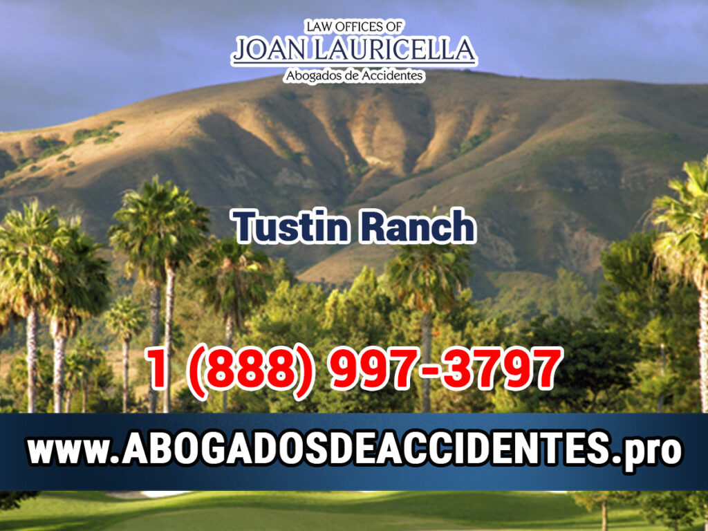 Abogados de Accidentes en Tustin Ranch CA