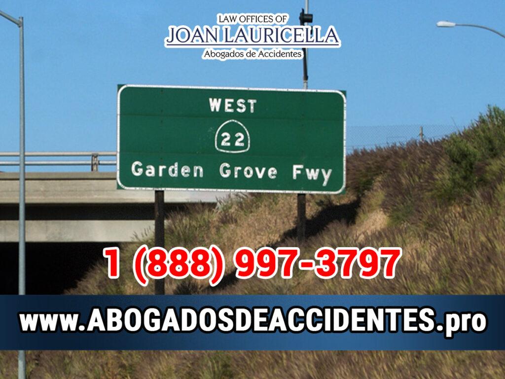 Abogados de Accidentes en West Garden Grove CA