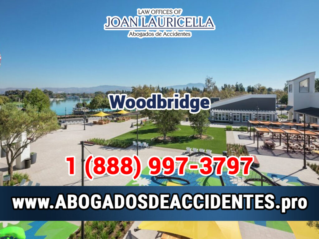 Abogados de Accidentes en Woodbridge CA