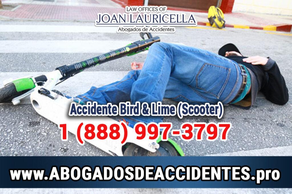 Abogado de Accidentes de Scooter en Los Angeles