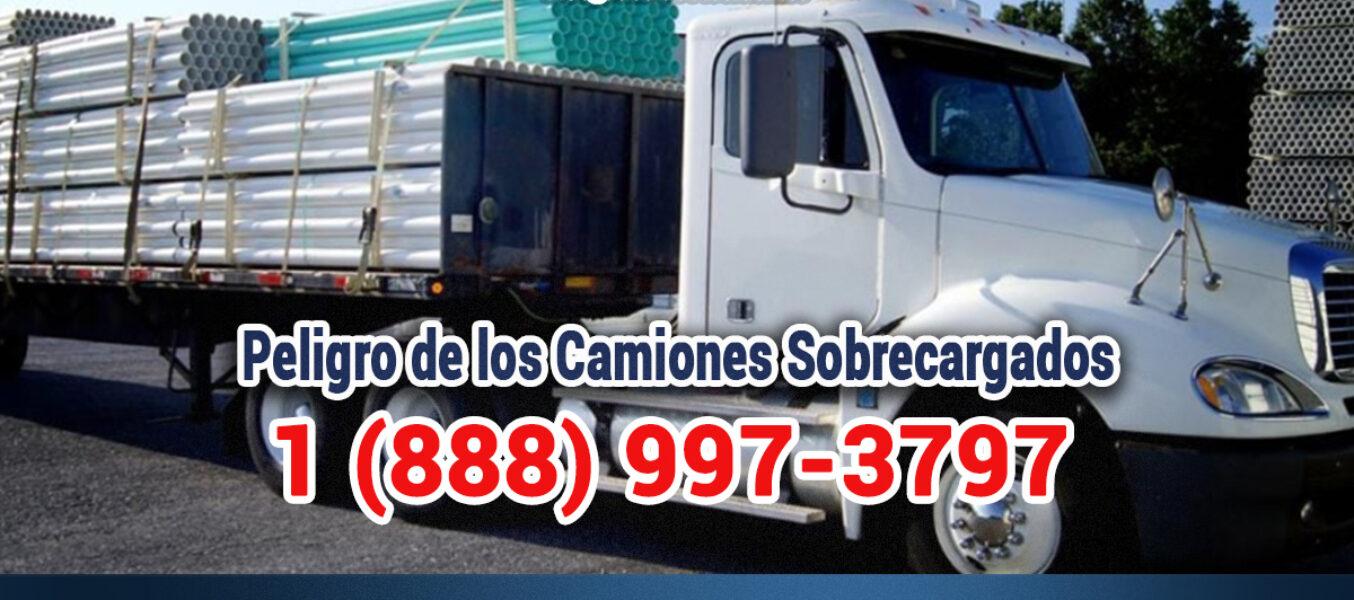 ▷🥇Peligro de los Camiones Sobrecargados en Los Angeles