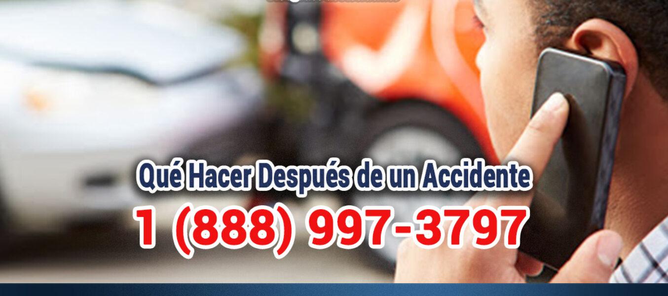 🥇Qué Hacer Después de un Accidente de Auto en Los �ngeles