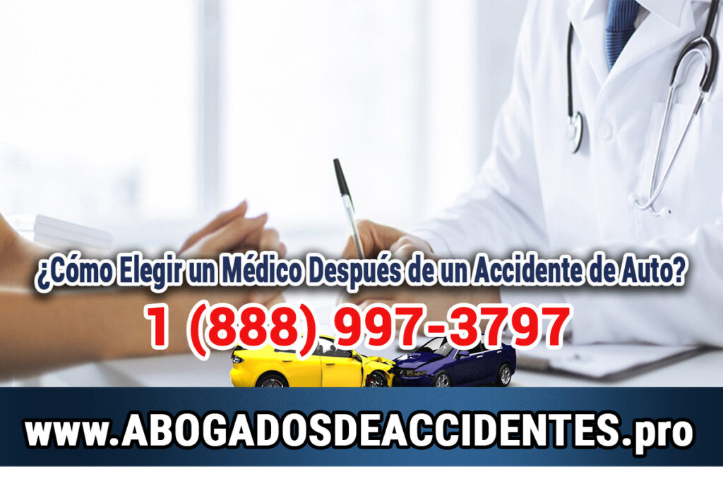 Abogado de Accidentes de Auto de Los Ángeles