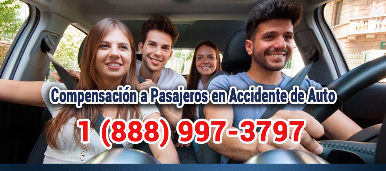 ▷🥇Compensación para Pasajeros en Accidente de Auto en LosÁngeles