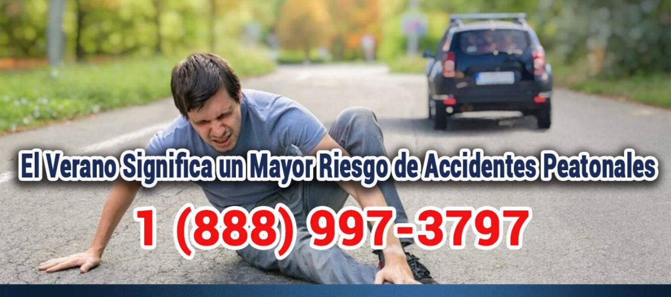 ▷🥇El Verano Significa un Mayor Riesgo de Accidentes Peatonales en LosÁngeles