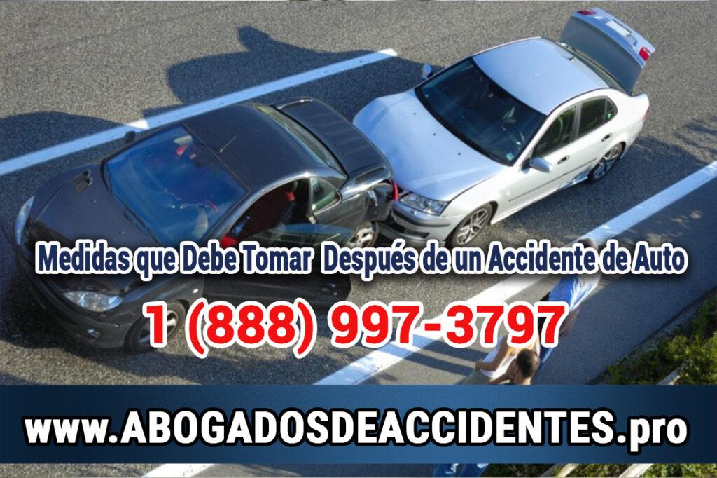 Abogado de Accidentes de Auto en Los Ángeles