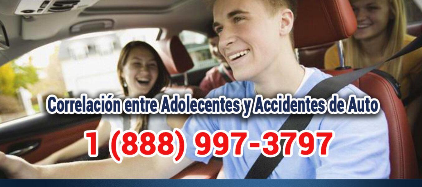▷🥇Correlación entre Adolecentes y Accidentes de Auto en Los Angeles