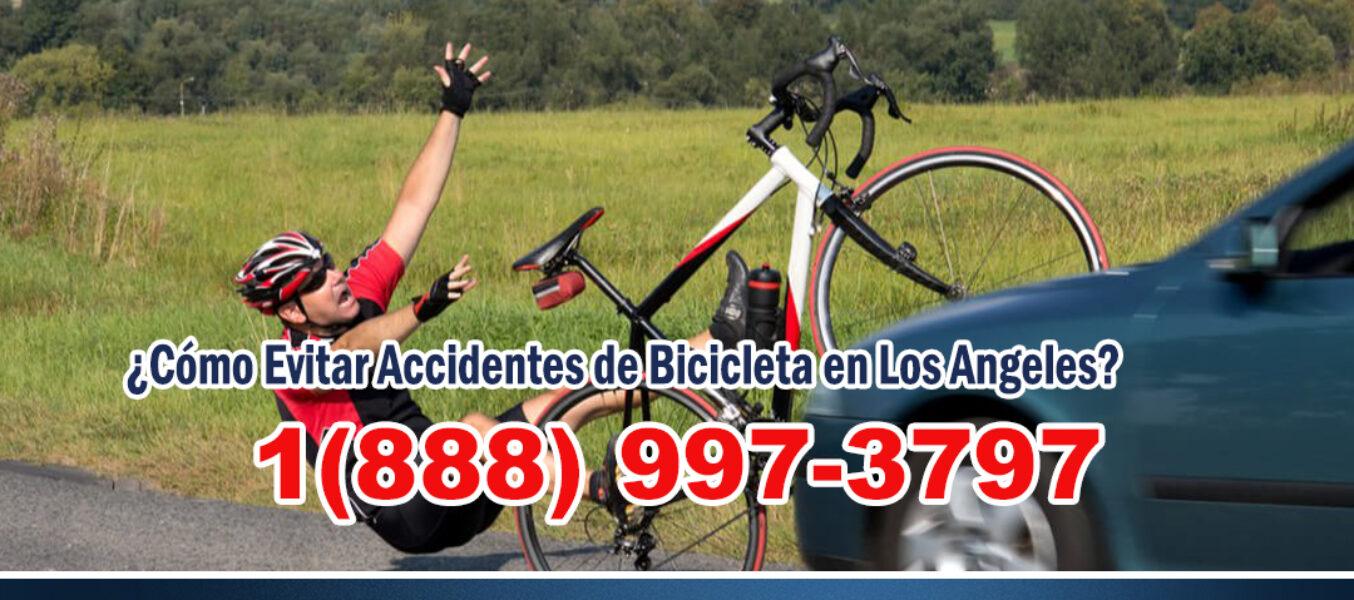 ▷🥇¿Cómo Evitar Accidentes de Bicicleta en Los Angeles?